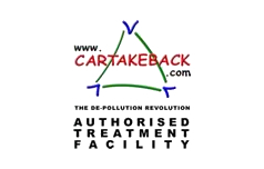Takeback Car Recycling, William Waugh Ltd, Waste Recycling, Metal Recycling & Logistics, Edinburgh, Lothians, Scotland, UK
