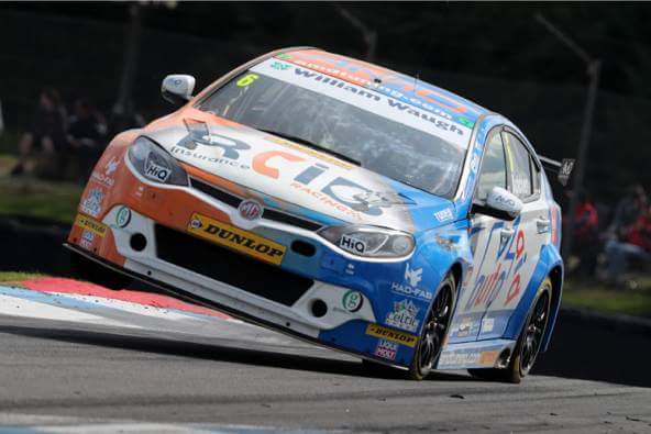 British Touring Car Championships, Knockhill 26th August
